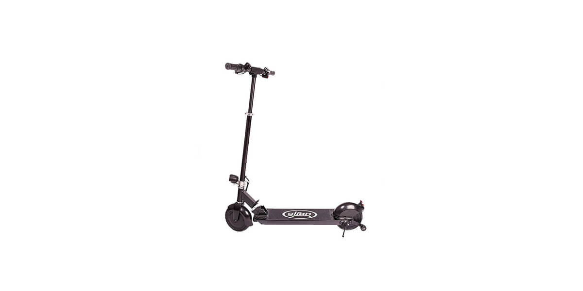 Glion Dolly Electric Scooter Review