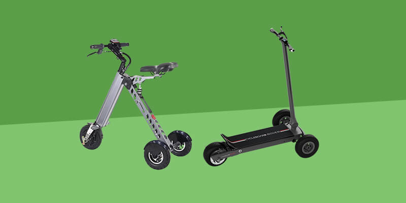 Best 3 Wheel Electric Scooters