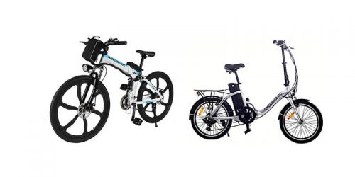 Best Folding Electric Bikes