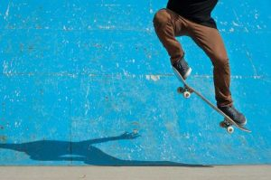 How to skateboard- ollie